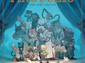 Pinocchio, David Chauvel McBurnie