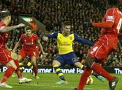 Premier League Liverpool accroche Arsenal