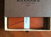 Waxhaws: l'étui-portefeuille grand luxe pour iPhone