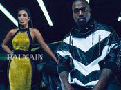 Kanye West, sont égéries Balmain, Cameron Diaz fiancée