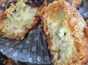 biscuits sablés pignons pin, raisins écorces d'orange