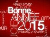 Merci 2014! Bienvenue 2015!