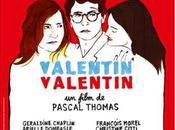 Cinéma Valentin Valentin, affiche bande annonce