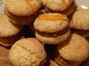 Macarons craquelés crème spéculoos