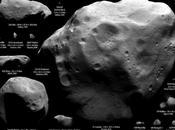 Astéroïdes géants s'approchent Terre
