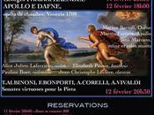 Trois concerts d'exception lors Carnaval Venise