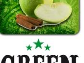 test e-liquide green vapes Pomme cannelle