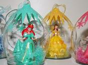 boules Noël princesses Disney