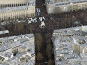 Paris, capitale mondiale l'antiterrorisme (11/01/2015)