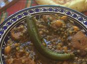 Maqurouna Jaria Potage petites pâtes viande)