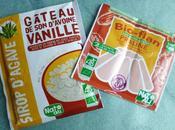 gâteau vanille praliné fèves cacao tofu d'avoine (sans oeufs sans beurre lait sucre ajouté)