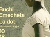 """Dot"""" Buchi Emecheta Ibos tékés, destins croisés"""