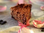 Irrésistible gâteau fondant chocolat chocolate fudge cake recette d'Ottolenghi