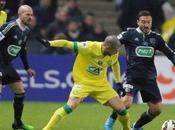 Coupe France Nantes sort Lyon, buts vidéo