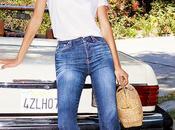 Alexa Chung pour Jeans