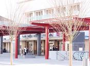 Gare SNCF Clermont inauguration pôle d'échanges intermodal