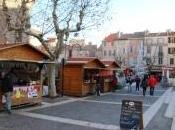 Ambiance Noël sous soleil d'hiver Côte d'Azur