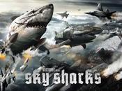 Sharks requins-zombies volants nazis sont retour