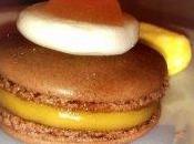 macaron crème banane haribo