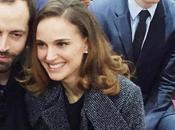 Natalie Portman Benjamin Millepied, amoureux défilé Dior Paris