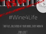 [Relais Concours] Wine4life Remportez abonnement