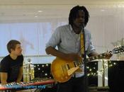 Chrysanthe Groovemakers Thon Music Sessions Hotel Brussels City Centre- janvier 2015