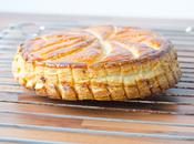 Galette crème d'amande pâte feuilletée inversée Michalak