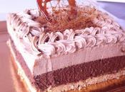 Délice Spéculoos & Mousse chocolat aérienne