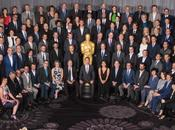 nommés Oscars 2015 prennent pose