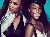 Winnie Harlow nouvelle bombe mode