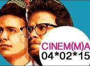 CINEM(M)A (04/02/15) comédies légères, balourdes subtiles