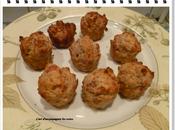 Mini muffins jambon