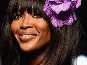 Orchidées VANDAS PHALAENOPSIS avec Naomi Campbell