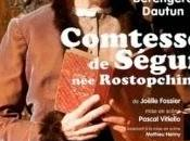 Comtesse Ségur, Rostopchine Comédie Bastille