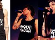 DIRECTION Louis Tomlinson with Stussy tank