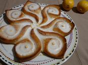 Gâteau fondant citron mascarpone