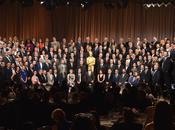 Oscars 2015 détails amusants traditionnelle photo nommés