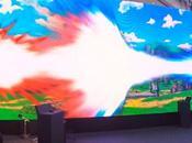 simulateur géant vous propose faire Kamehameha