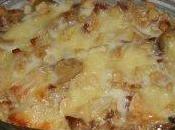 Croziflette legere champignons