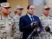 Egypte Approbation président Al-Sissi pour l'achat Rafale