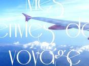 Voyage: liste envies