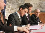 Manuel Valls plan Vigipirate contrat Etat-Région Normandie