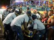 Accident meurtrier carnaval Haiti