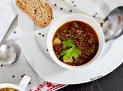 Hdess Soupe lentilles