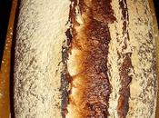 Pain levain Kayser farine céréales