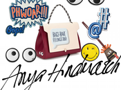 Cartoon your with anya hindmarch