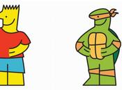 mashups délirant d'un graphiste avec mascotte d'Ikéa