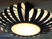 Lampe nautile l'artisan d'art Olivier Clerc