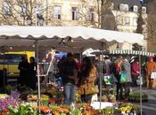 marché Luxembourg-ville hiver