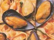 pâtes fraîches moules